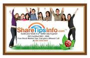 Get Stock Market Tips and Commodity Tips