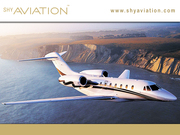 Hire Helicopter Charter And  Private Jet Charter - Shyaviation