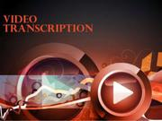 Translation Agencies In India,  Video Translation,  Subtitling Services