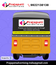 Auto Rickshaw Advertising Agency in Pune   Auto Advertising Services i