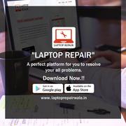 Laptop Repair App   Asus Laptop Repair in Indore
