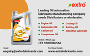 Best Coolant and Cutting Oil Manufacturing Company