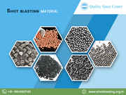 shot blasting material wholesale distributors & supplier in India