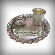 Silver Utensil manufacturer in Delhi | Silver Utensil