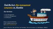 Top shipping agencies services in Mumbai