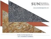 Granite Exporter in India Sun Marble & Granites