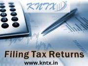 Income Tax Return services delhi