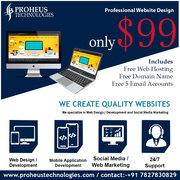 Digital Marketing Agency - Proheus Technologies Pvt Ltd