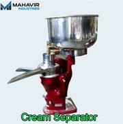 Mahavir Industries is the Leading Cream Separator Manufacturers in Ind