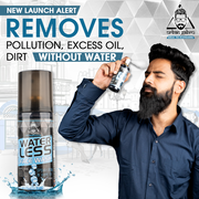 Urbangabru Waterless Face Wash