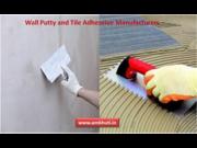 Tile Adhesive Manufacturers in India – Ambhuti