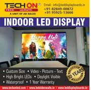 LED DISPLAY BOARDS - TECHON